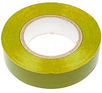 Изолента IEK UIZ-13-10-10M-K05 (желтый) -