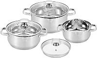 Набор кухонной посуды CS-Kochsysteme 066574 -