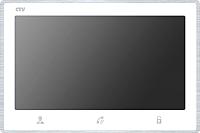 Монитор для видеодомофона CTV M4703AHD W (белый) -
