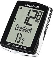 Велокомпьютер Sigma BC 14.16 STS CAD / 01418 -