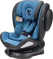 Автокресло Lorelli Aviator Isofix Black Blue / 10071301904 -