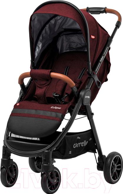 Купить Детская прогулочная коляска Carrello, Eclipse CRL-12001/1 (berry red), Китай