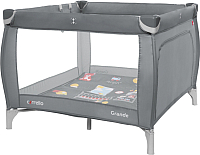 Игровой манеж Carrello Grande CRL-9204/1 (ash grey) -