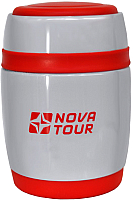 Термос для еды Nova Tour Ланч 380 (серый) -
