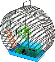 Клетка для грызунов Дарэлл Мини круглая №3 / RP4027 -