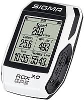 Велокомпьютер Sigma Rox GPS 7.0 / 01005 (белый) -