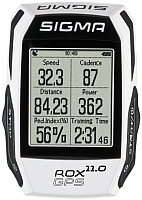 Велокомпьютер Sigma Rox GPS Set 11.0 / 01009 -