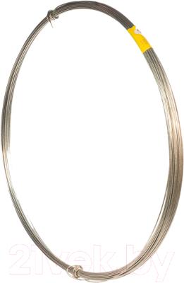 Проволока вязальная Lihtar D 2.0мм (1кг, оцинкованная)