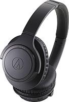Наушники-гарнитура Audio-Technica ATH-SR30BT (черный) -