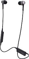 Наушники-гарнитура Audio-Technica ATH-CKR55BT (черный) -
