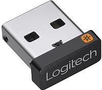 Беспроводной адаптер Logitech USB Unifying Receiver (910-005236) -
