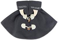 Пончо для животных Allfordogs 01662 (L, серый) -