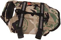 Спасательный жилет для животных Allfordogs 01843 (L, камуфляж) -