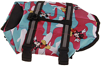 Спасательный жилет для животных Allfordogs 01847 (L, Микки Маус) -
