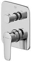Корпус для скрытого монтажа Bravat Sourse PB8173218CP-2-ENG -
