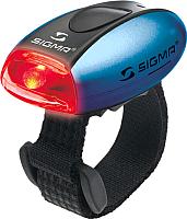 Фонарь для велосипеда Sigma Micro / 17232 (синий) -