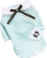 Рубашка для животных Allfordogs Бантик / 00851 (S) -