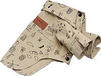 Рубашка для животных Allfordogs Граффити / 01979 (S) -
