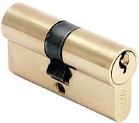 Цилиндровый механизм замка Аллюр Blister 60 BP / 1213 (латунь) -