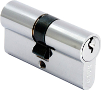 Цилиндровый механизм замка Аллюр Blister 60 CP / 1214 (хром) -