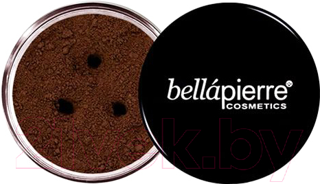 Купить Тени для бровей Bellapierre, Eye & Brow Powder Marrone, Сша, брюнет/шатен (коричневый)