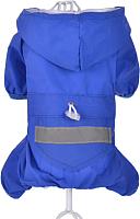 Дождевик для животных Allfordogs 01745 (XXL, синий) -