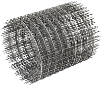 Сетка сварная Lihtar 50х60х1.6мм 0.25х25м -