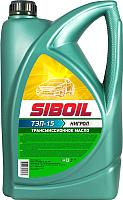 Трансмиссионное масло SibOil ТЭП-15В Нигрол / 6020 (3л) -