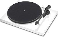 Проигрыватель виниловых пластинок Pro-Ject Debut Carbon DC White OM10 -