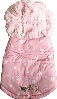 Куртка для животных Allfordogs 01429 (M, розовый) -