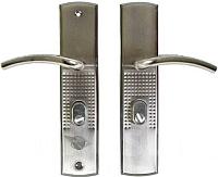 Ручка дверная Аллюр РН-A132-R / 5665 -