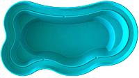 Пруд декоративный Polimerlist V-4200С (синий) -