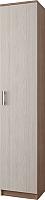 Шкаф-пенал SV-мебель Гамма 16 Ж (ясень шимо темный/ясень шимо светлый) -