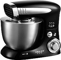 Кухонный комбайн Delta Lux DL-5072P (черный) -