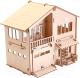 Сборная игрушка POLLY Дом с гаражом -