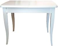 Обеденный стол Мебель-Класс Виртус (белый) -