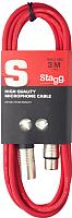 Удлинитель кабеля Stagg SMC3 CRD -