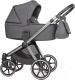 Детская универсальная коляска Riko Qubus 3 в 1 (02/titanium) -