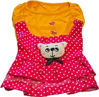 Платье для животных Allfordogs Мишка / 00739 (XL) -