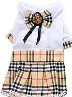 Платье для животных Allfordogs Британский стиль / 00813 (L) -