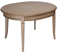 Обеденный стол ТехКомПро Азалия 3 (дуб/тон 6) -