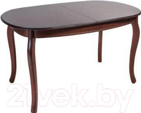 Купить Обеденный стол ТехКомПро, Азалия 1300 (дуб/тон 39), Россия