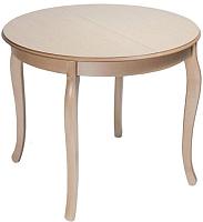 Обеденный стол ТехКомПро Азалия К900 (бук/тон 2) -