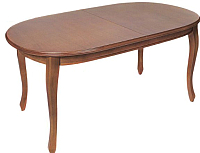 Обеденный стол ТехКомПро Азалия Б1600 (дуб/тон 34) -