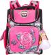 Школьный рюкзак Across ACR19-295-10 (розовый/серый) -