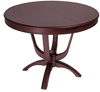 Обеденный стол ТехКомПро Камелия К (дуб/тон 39) -