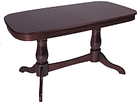 Обеденный стол ТехКомПро Комфорт (дуб/тон 39) -