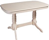 Обеденный стол ТехКомПро Комфорт МП (бук/тон 3) -