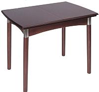 Обеденный стол ТехКомПро Колор 65x93-128x75 (бук/тон 39) -
