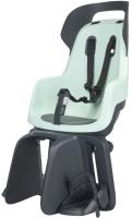 Детское велокресло Bobike Go Carrier / 8012300003 (Marshmallow Mint) -